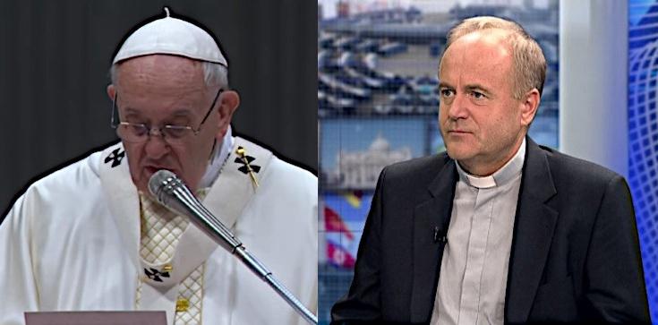 Ks. prof. Kobyliński dla Frondy: Franciszek to rewolucjonista! Zmienia Kościół w sposób nieodwracalny - zdjęcie