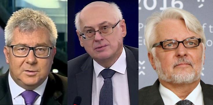 Trzech europosłów PiS we władzach komisji UE - zdjęcie