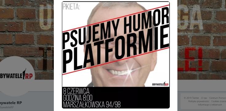,,Obywatele RP'' psują humor Platformie - zdjęcie
