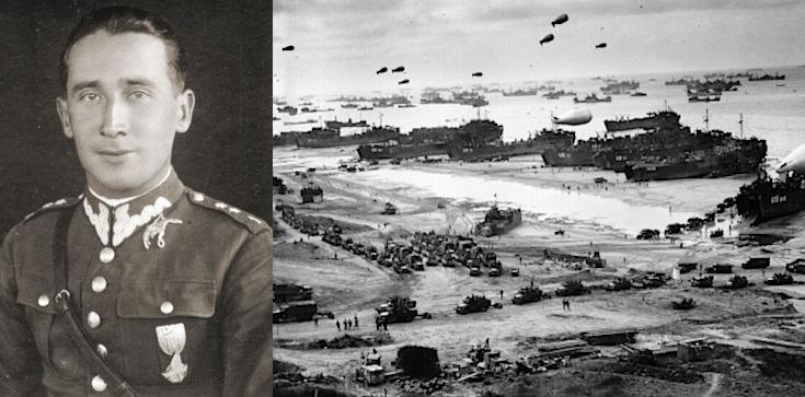 Prof. Romuald Szeremietiew: D-Day i polski oficer. Gdyby nie on... - zdjęcie