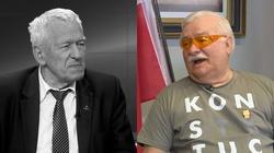 Ohydny paszkwil Wałęsy nt. śp. Kornela Morawieckiego - miniaturka