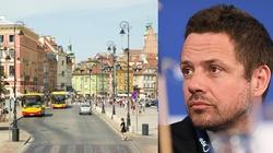 Warszawa: Trzaskowski chce zakazać wjazdu samochodów do centrum - miniaturka