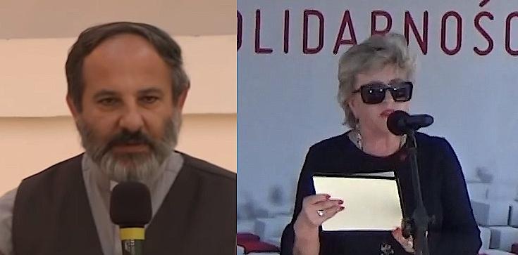 Ks. Tadeusz Isakowicz-Zaleski: Krystyna Janda jak Wojciech Jaruzelski. ,,Te same okulary, ta sama pogarda'' - zdjęcie