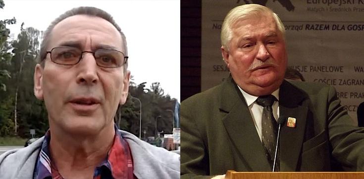 Janusz Walentynowicz o Wałęsie: Gdybym był młodszy, pewnie bym mu obił mordę! - zdjęcie