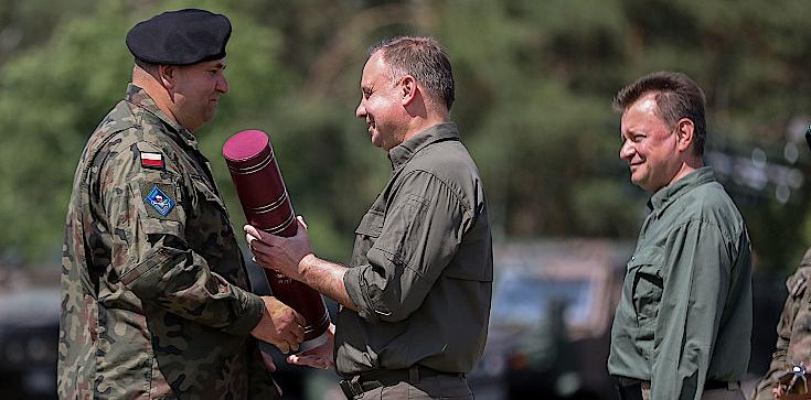 Prezydent mianował dwóch nowych generałów. ,,Przed panami generałami bardzo poważne zadania'' - zdjęcie