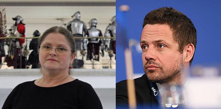 Prof. Krystyna Pawłowicz: Panie Trzaskowski, PODZIĘKUJ WRESZCIE!!! - zdjęcie