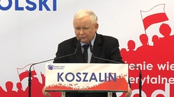 Jarosław Kaczyński apeluje: Nie ufajcie sondażom! Liczy się każdy głos, a wybory wygrywa się przy urnach - miniaturka