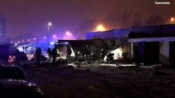 Potężna eksplozja w Sosnowcu. Ewakuowano prawie 400 osób - miniaturka