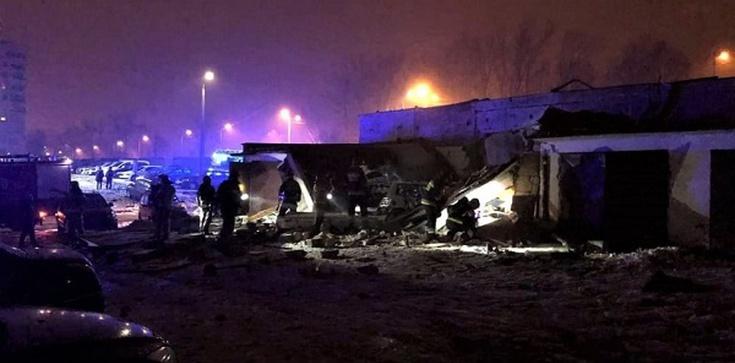 Potężna eksplozja w Sosnowcu. Ewakuowano prawie 400 osób - zdjęcie