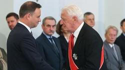 Krzysztof Wyszkowski dla Frondy: To skandal: mam przeprosić Wałęsę, bo jest noblistą!!! - miniaturka