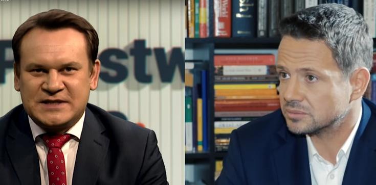 Dominik Tarczyński: Trzaskowski to tchórz i zdrajca - zdjęcie