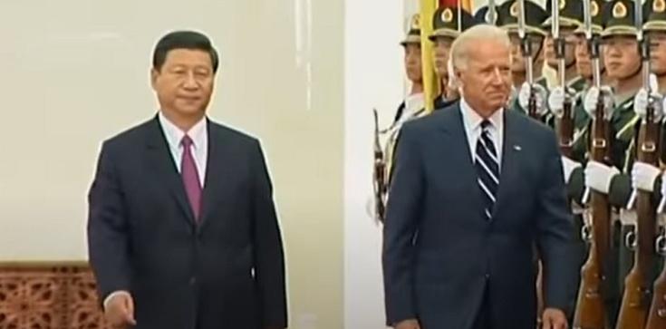 Chińskie prognozy na temat prezydentury Bidena - zdjęcie