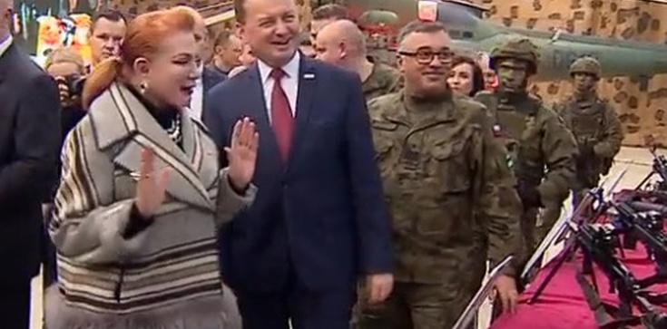'They are killers'! Błaszczak i Mosbacher żartują o polskich snajperach - zdjęcie