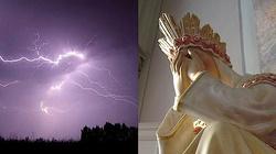 Bóg przygotowuje uderzenie, jakiego jeszcze nie było. Orędzie Matki Bożej z La Salette - miniaturka