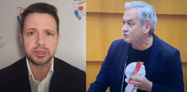 Trzaskowski chce zbudować ruch z Biedroniem? Politycy rozmawiali o aborcji i prawach kobiet  - zdjęcie