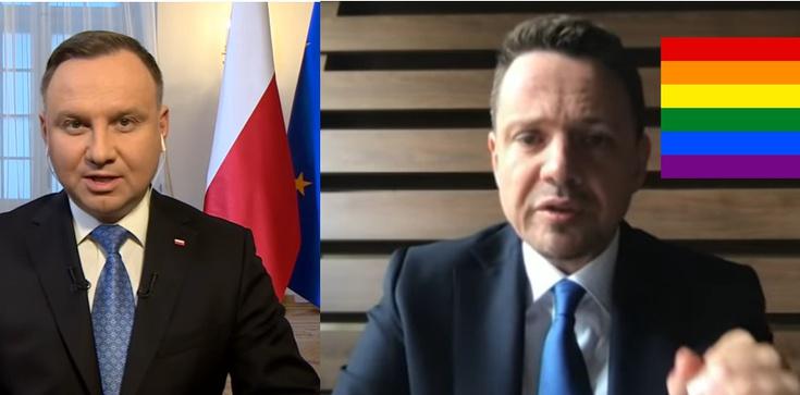 Andrzej Duda: Nie będzie edukatorów LGBT w szkołach - zdjęcie