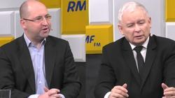 Trwa spotkanie Bielan - Kaczyński. Ważą się losy Porozumienia? - miniaturka