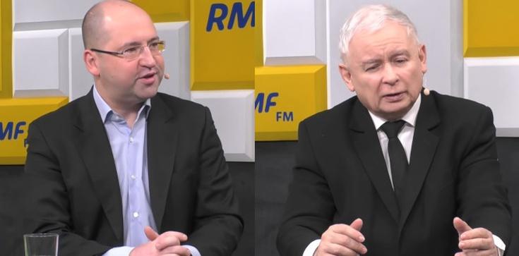 Trwa spotkanie Bielan - Kaczyński. Ważą się losy Porozumienia? - zdjęcie