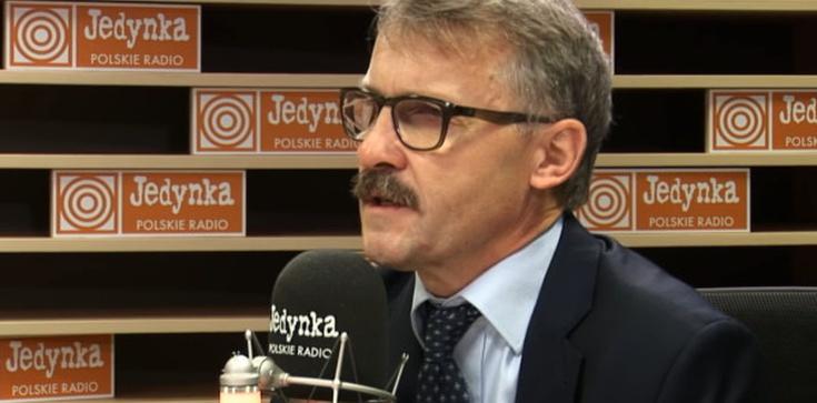 Sędzia Mazur rezygnuje z przewodniczenia KRS - zdjęcie