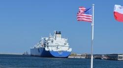 Pierwszy statek z gazem z USA wpłynął do Świnoujścia - miniaturka