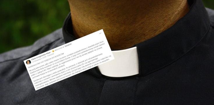 Te słowa dają do myślenia! ,,Skandaliczny'' list księdza do rodziców   - zdjęcie