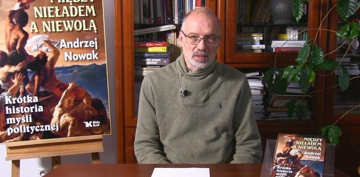 Prof. Nowak o tym, czym naprawdę jest praworządność   - zdjęcie
