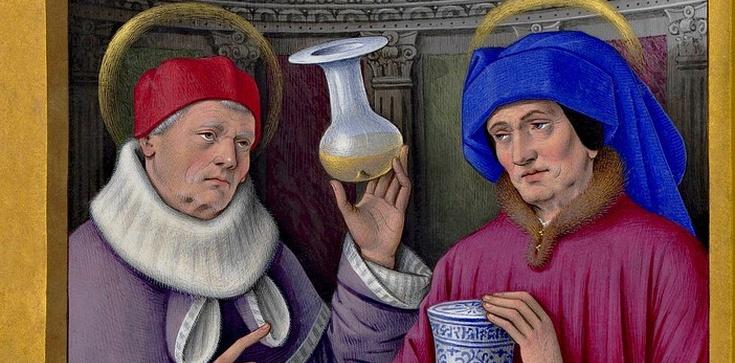 Dziś wspominamy świętych lekarzy Kosmę i Damiana  - zdjęcie