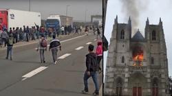 To uchodźca podpalił katedrę z Nantes - miniaturka
