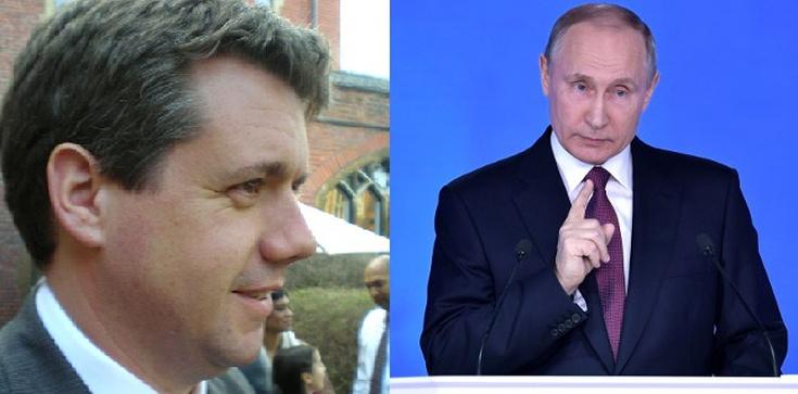 Brytyjski historyk PUNKTUJE antypolskie kłamstwa Putina! - zdjęcie