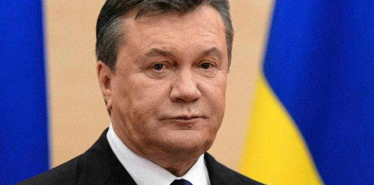 Janukowycz oskarżony o zdradę stanu! Grozi mu 15 lat - zdjęcie