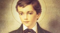 Święty Dominik Savio - patron ministrantów i młodzieży - miniaturka