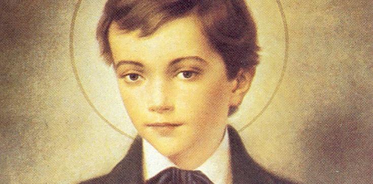 Święty Dominik Savio - patron ministrantów i młodzieży - zdjęcie