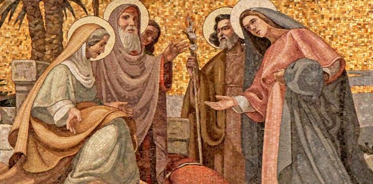 Święci Elżbieto i Zachariaszu, módlcie się za nami! - zdjęcie