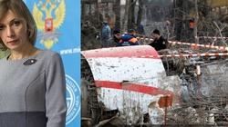 Bezczelny cynizm MSZ Rosji: wcale nie zatrzymaliśmy bezterminowo wraku Tupolewa - miniaturka
