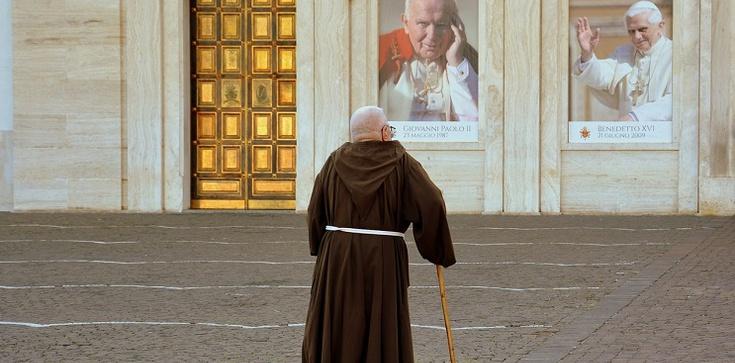 Wolę być w klasztorze popychlem nic nie znaczącym, niż w świecie królową. O życiu konsekrowanym - zdjęcie