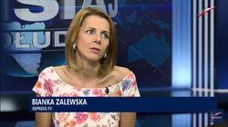 Bianka Zalewska dla Frondy: Ukraińcy pokazali, że władzy można przekręcić kręgosłup - miniaturka