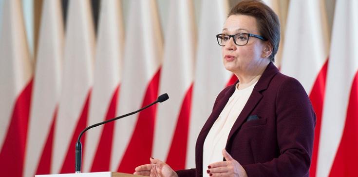 Zalewska: Broniarz przekroczył granicę nieprzekraczalną - zdjęcie
