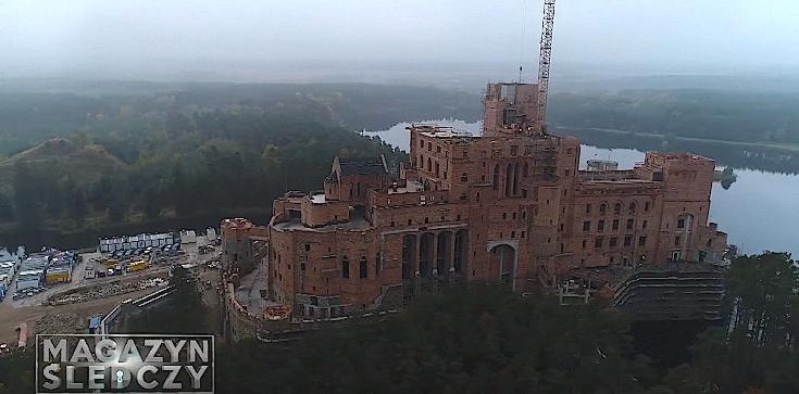 Kto stoi za budową ,,zamku'' w Stobnicy? Zwiastun nowego ,,Magazynu Śledczego Anity Gargas'' - zdjęcie