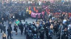 Zamieszki w Niemczech przed szczytem G20 - miniaturka