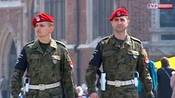 Cela plus: Major Wojska Polskiego podejrzany o łapówkarstwo - miniaturka