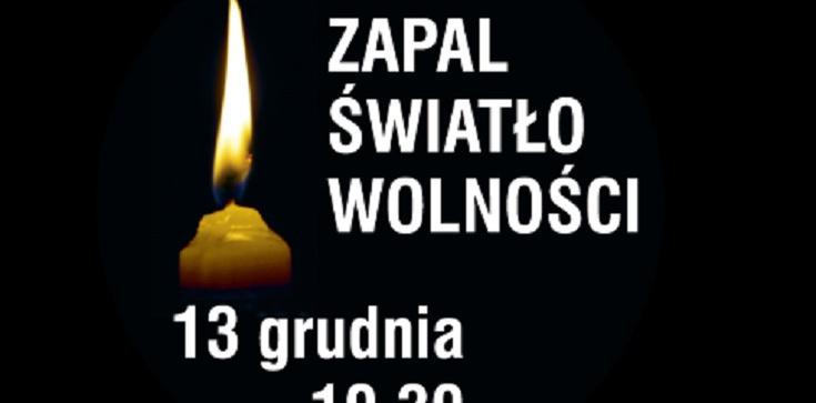 IPN: O 19:30 zapal Światło Wolności - zdjęcie