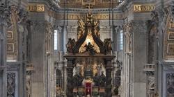 Papież wprowadził zarząd komisaryczny w administracji Bazyliki Watykańskiej - miniaturka