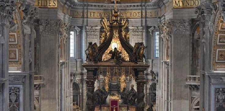 Papież wprowadził zarząd komisaryczny w administracji Bazyliki Watykańskiej - zdjęcie