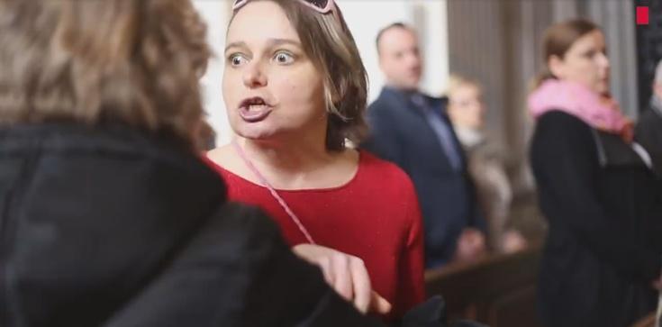 Ustawkę w Św. Annie zorganizowała lewicowa aktywistka - zdjęcie