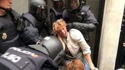 Katalonia: 460 rannych w wyniku starć z policją - miniaturka