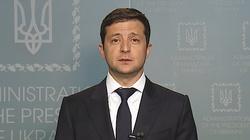 Wojna w Donbasie. Zełenski: Ukraina jest gotowa na każdy scenariusz - miniaturka