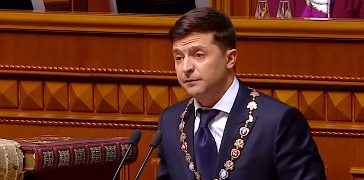 Nowy prezydent Ukrainy wezwał USA do zaostrzenia sankcji wobec Rosji - zdjęcie