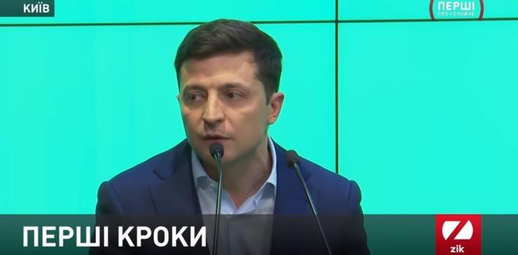 Wołodymyr Zełenski zamierza rozwiązać Radę Najwyższą Ukrainy - zdjęcie
