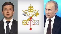 Spotkanie Putin-Zełenski w Watykanie. Stolica Apostolska: jesteśmy gotowi - miniaturka