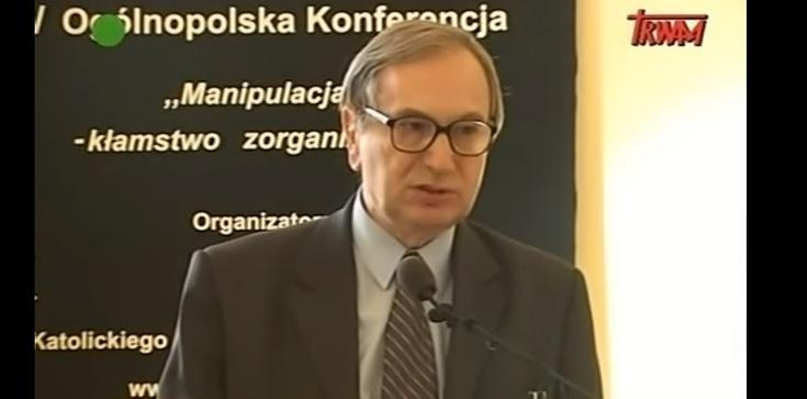 Dziś o 16:00 w Krakowie pogrzeb śp. dr. inż. Antoniego Zięby - zdjęcie